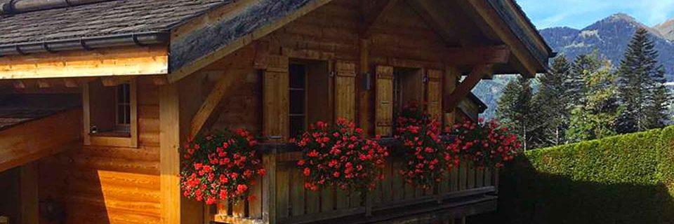 Votre maison et jardin la façon dont ils doivent être