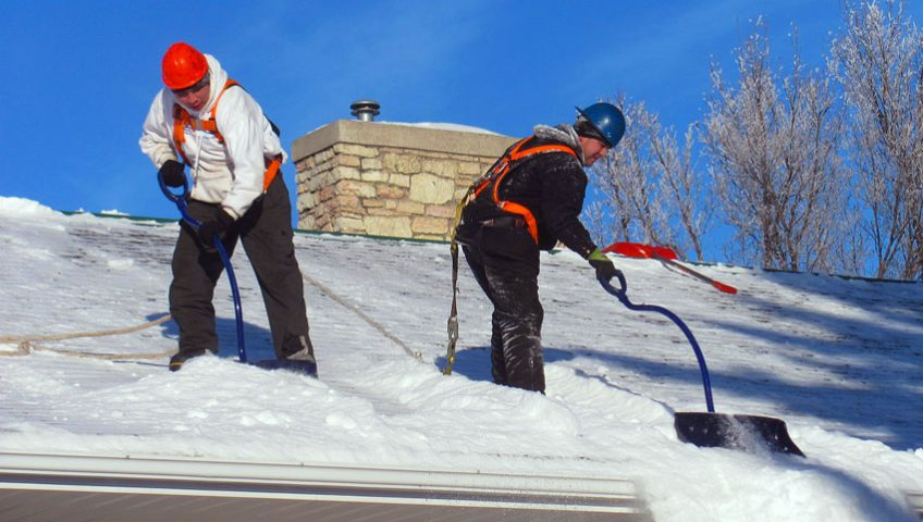 Roof Clearing